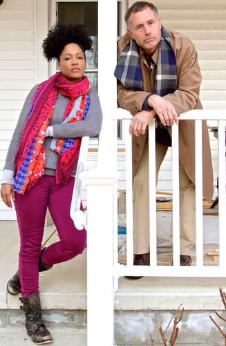 Starring in the film is Lewis Smith and Noree Victoria. (PRNewsFoto/Cufflink Productions) (PRNewsFoto/CUFFLINK ...