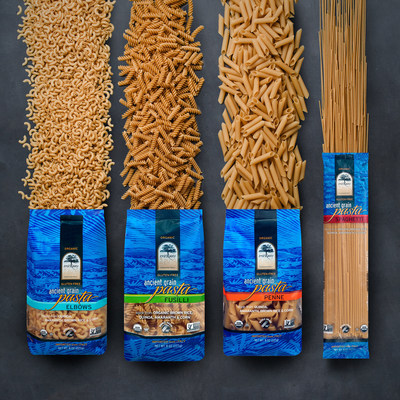 Made with a blend of whole grain brown rice, quinoa, amaranth and corn flours, truRoots(R) Ancient Grain Pasta is a delicious, organic and gluten-free alternative to traditional pasta.
