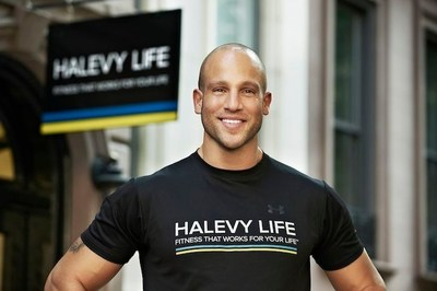 Jeff Halevy, best known for dishing out fitness advice alongside Joy Bauer on NBC's TODAY Show, announces the opening of Halevy Life in New York City, the only gym on earth to assure results with Fitness Guaranteed(TM), a 90-day money-back guarantee