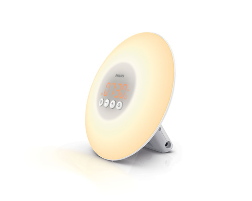 The new Philips Wake-up Light.  (PRNewsFoto/Royal Philips)