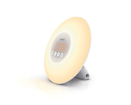 The new Philips Wake-up Light.  (PRNewsFoto/Royal Philips)