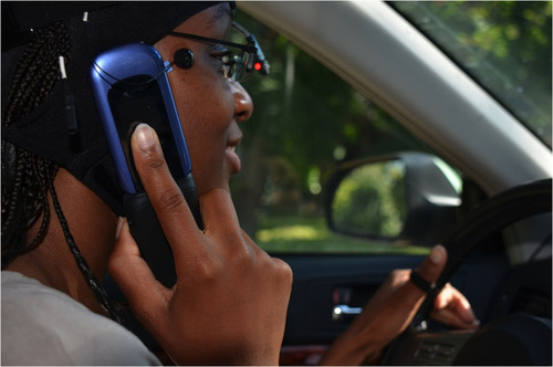 Think You Know All About Distracted Driving? Think Again, Says AAA.  (PRNewsFoto/AAA)