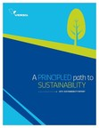 Verso Publishes 2015 Sustainability Report: A Principled Path to Sustainability