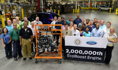 Ford builds two millionth ecoboost engine as consumer for Ford motor company warranty information