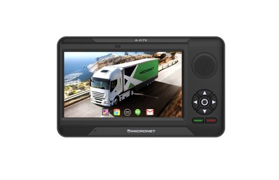 Micronet's New A317 All-In-One Tablet