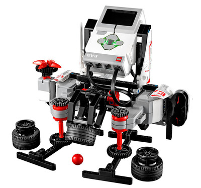 MINDSTORMS 1.  (PRNewsFoto/The LEGO Group)