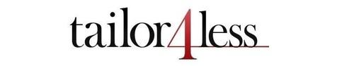 Tailor4less Logo (PRNewsFoto/Tailor4less)