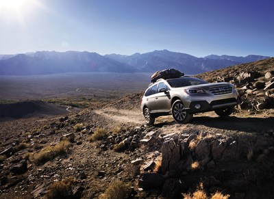 2016 Outback named to Kelley Blue Book 16 Best Family Cars of 2016