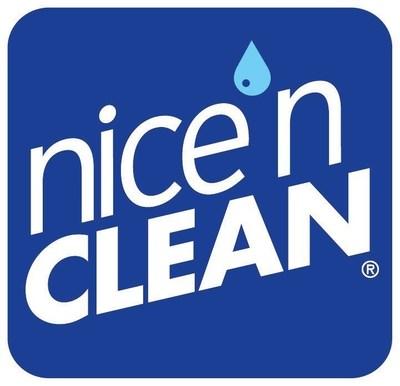 Nice 'n CLEAN logo
