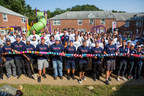 New England Patriots players were part of the team that built a new playground, donated by national nonprofit KaBOOM!, at the site of a community center opening in Waltham, Massachusetts. The center and playground are new resources at the city's largest low-income housing development. Students from Bentley University and Brandeis University will manage the programs being offered at the new community center, including afterschool activities, tutoring and computer programming classes, fitness and health education, and resume writing and job skill training.