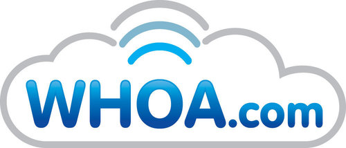WHOA.com - The Silver Lining In Your Cloud (PRNewsFoto/WHOA.com)