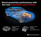 TI spins automotive brushless DC motors with two new motor drivers