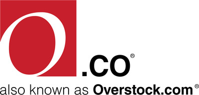 O.co also known as Overstock.com.  (PRNewsFoto/Overstock.com, Inc.)