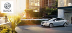 The 2014 Buick Verano is among the vehicles that Palmen Buick GMC Cadillac is highlighting for its warranty. (PRNewsFoto/Palmen Buick GMC Cadillac)