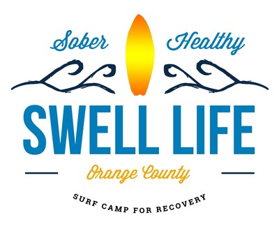 Swell Life Surfing Program from Morningside Recovery in Orange County, California (PRNewsFoto/Morningside Recovery)