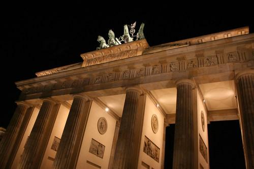 Brandenburger Tor Berlin (PRNewsFoto/Fundsback)