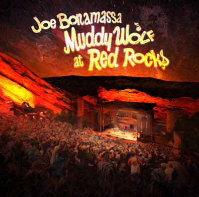"""""""They always try to write off the blues; well we've proven tonight that at least 9,000 people like the blues,"""" said celebrated blues rock master Joe Bonamassa who will release his highly anticipated Joe Bonamassa - Muddy Wolf At Red Rocks on DVD, Blu-ray and CD set on March 24, 2015. The exclusive concert experience tributing blues legends Muddy Waters and Howlin' Wolf was filmed at Red Rocks Amphitheater over Labor Day weekend in 2014. Over 2.5 hours of concert footage and 1.5 hours of bonus footage."""