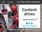 Learn how to fuel a sustainable content marketing strategy at Content Marketing World 2014 (PRNewsFoto/PR Newswire Association LLC)