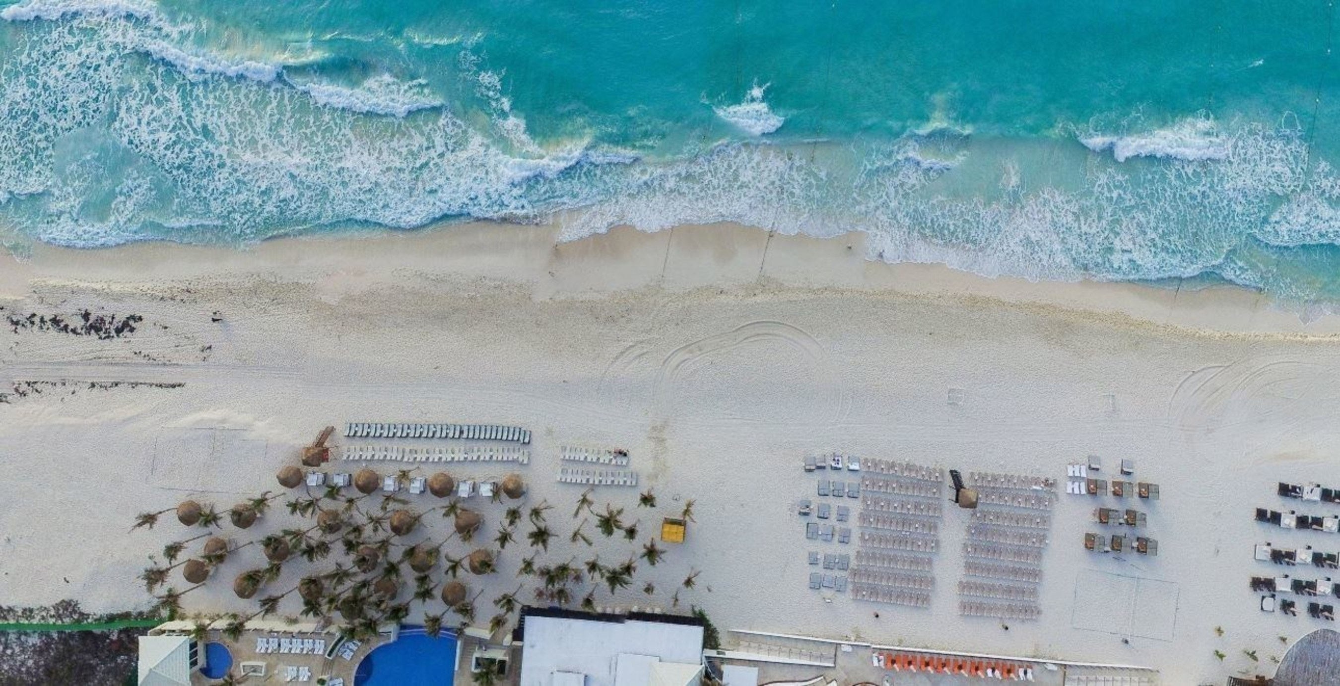 Cancun, Mexico Sunrise by Toldedo Aerial Media