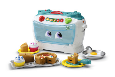 Number Lovin' Oven Is the Perfect Recipe for Number Learning Fun.