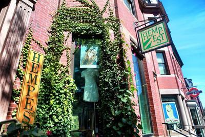 Hempest.com is hoping to use US grown hemp in their hemp clothing line.  (PRNewsFoto/Hempest.com)