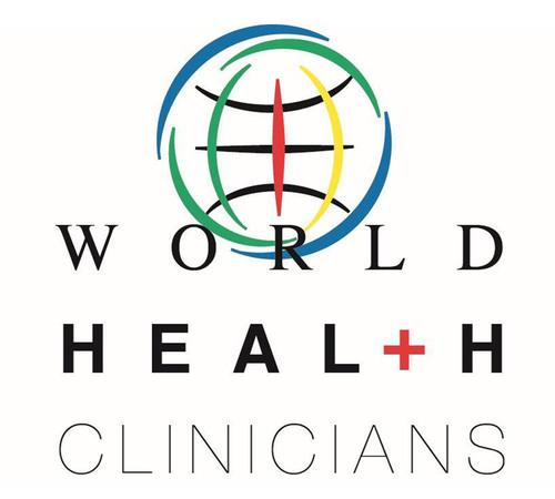 World Health Clinicians logo. (PRNewsFoto/World Health Clinicians) (PRNewsFoto/WORLD HEALTH CLINICIANS)