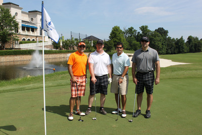 The MAM Software Team participated in Meineke's 15th Annual Tournament of Champions, 2013.  (PRNewsFoto/MAM Software)