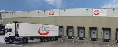 Chilled-food specialist CML Fulfilment and Logistics has multi-use (ambient, chilled or frozen) warehouse facilities in Telford and is a designated hub for Aldi. (PRNewsFoto/OmPrompt and CML)