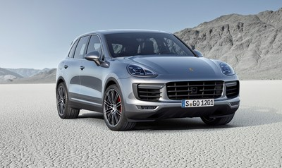 The New Porsche Cayenne: Higher Performance, More Comfort and Increased Efficiency (PRNewsFoto/Porsche Cars North America)