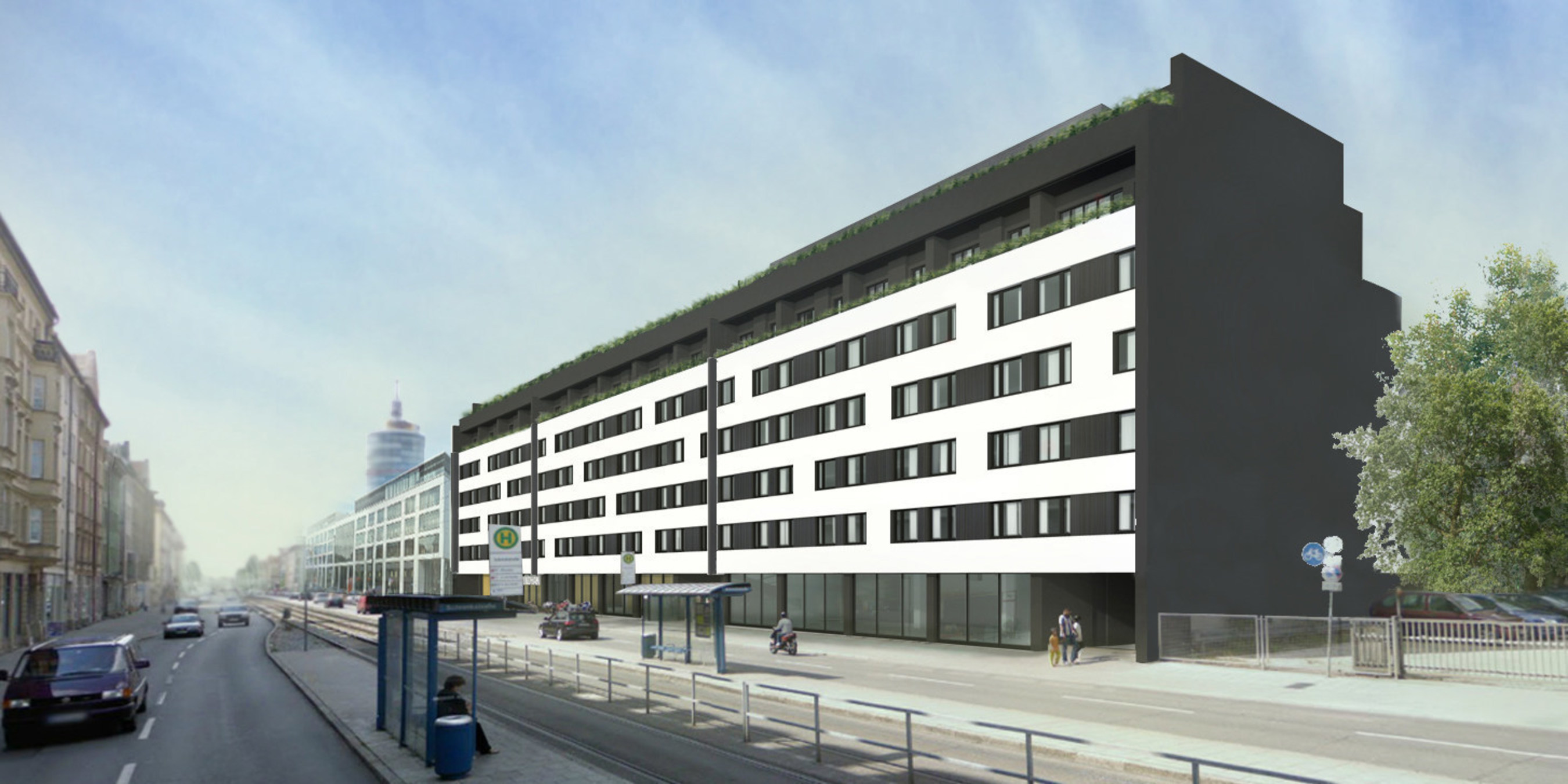 CPA:18 - Global enters into an agreement to fund the completion of a new upscale lifestyle hotel in Munich, ...