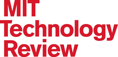 MIT Technology Review Stacked Logo Red.  (PRNewsFoto/MIT Technology Review)