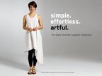 Effortless Linen Long Tunic, Cynthia Ashby.  (PRNewsFoto/Artful Home)