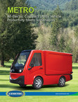 METRO All Electric Utility Vehicle