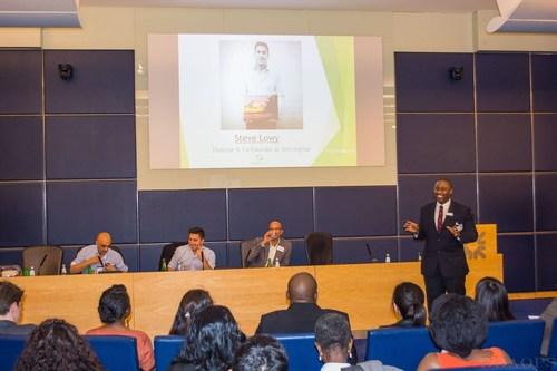 Generation Success empowering the next generation of entrepreneurs (PRNewsFoto/Generation Success)