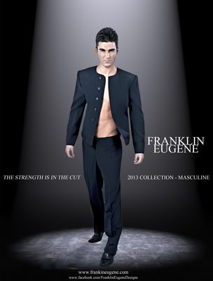 The Cooper-Franklin Eugene 2013 Collection - Masculine