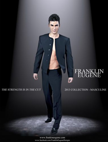 The Cooper-Franklin Eugene 2013 Collection - Masculine (PRNewsFoto/Franklin Eugene International)