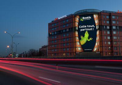 Bostik announces plans for international promotional programme (PRNewsFoto/Bostik)