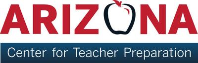 Arizona Center for Teacher Preparation logo.  (PRNewsFoto/Arizona Center for Teacher Preparation)