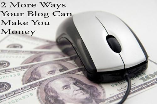 2 More Ways Your Blog Can Make You Money.  (PRNewsFoto/The Beach Money CEO)