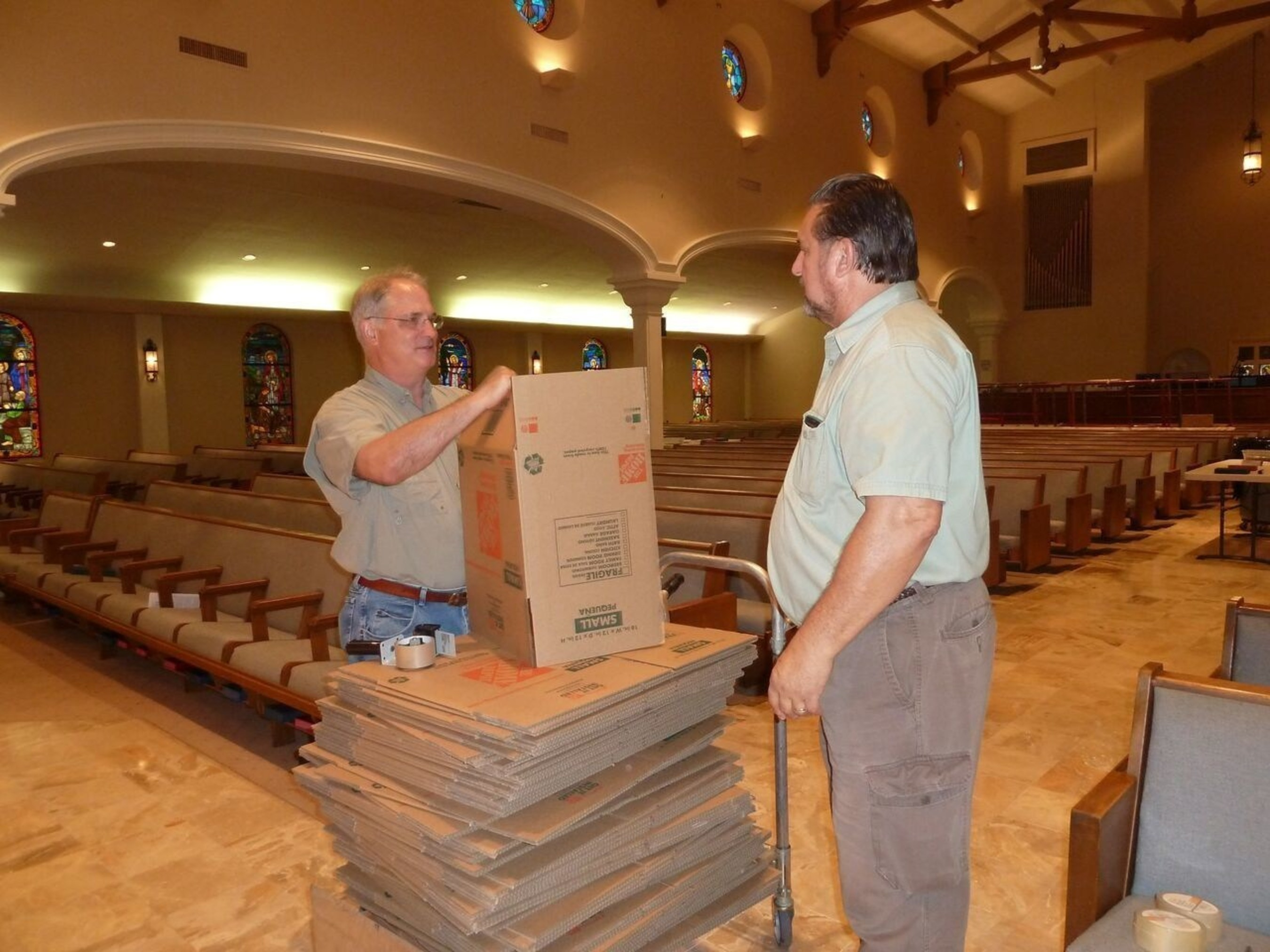 First Presbyterian Church of Fort Lauderdale Renovates Fellowship Hall for Contemporary Worship