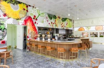 Jamba Juice Innovation Bar located in Pasadena, CA