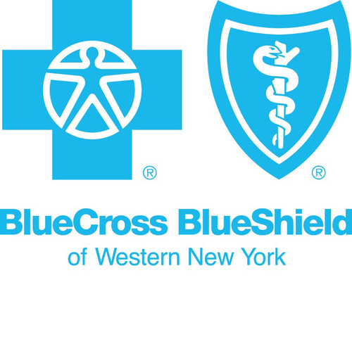 BlueCross BlueShield of Western New York logo.  (PRNewsFoto/BlueCross BlueShield of Western New York)