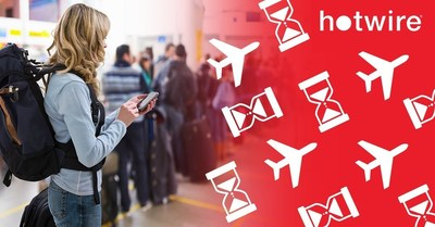Hotwire Shares Tips to Pass the Time During Long TSA Airport Lines