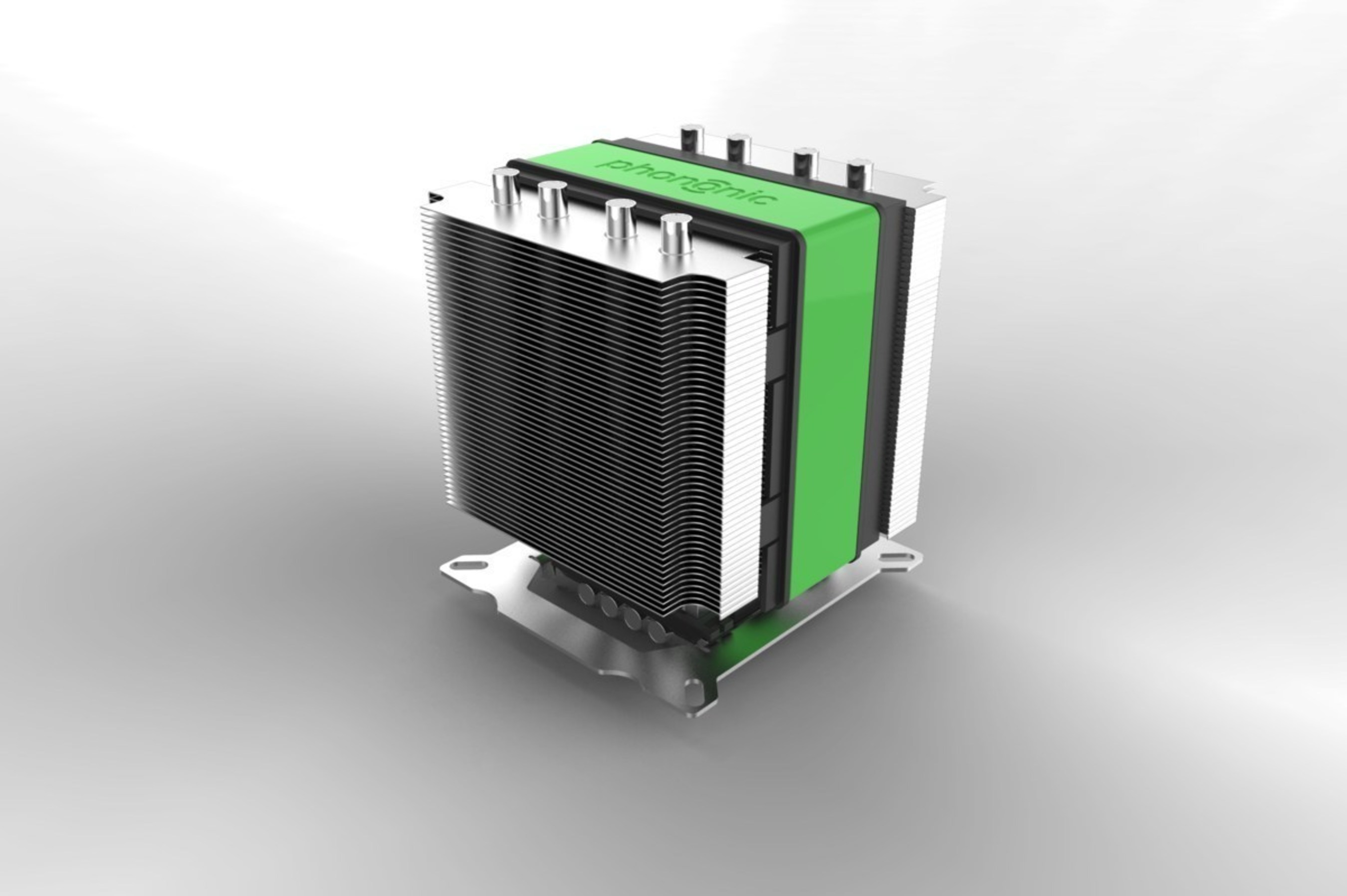Phononic's solid-state CPU Cooler provides big cooling performance in a small package