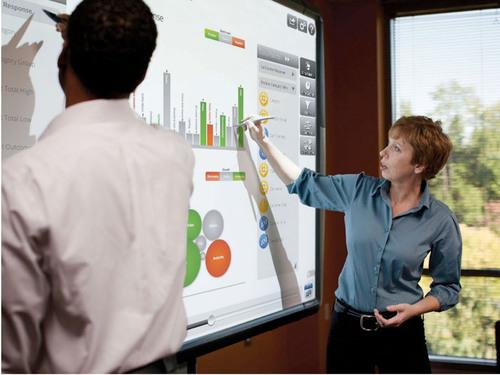 Zoomdata users highlighting data visualization.  (PRNewsFoto/Zoomdata, Inc.)