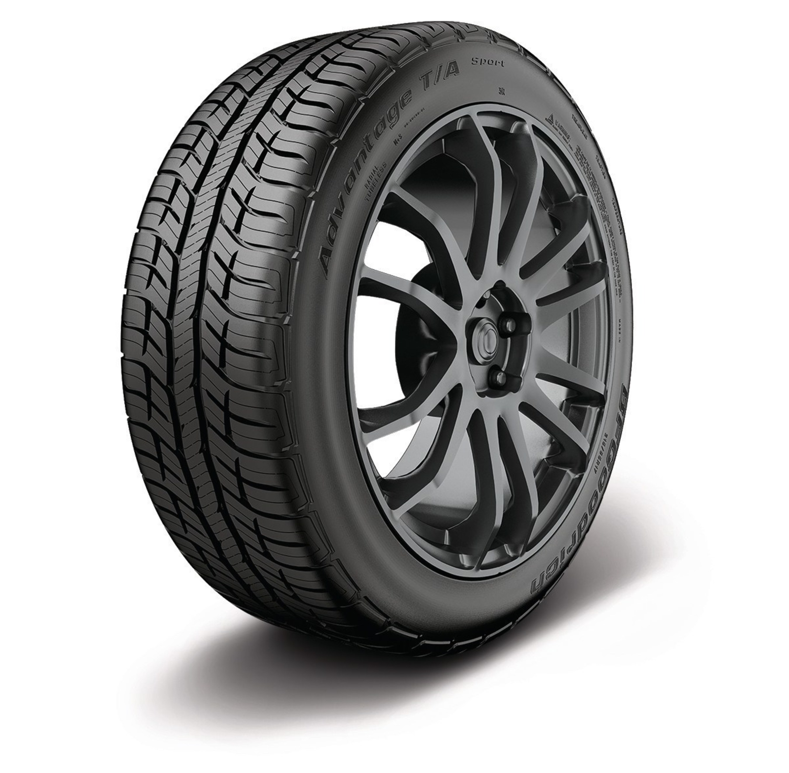 Bfgoodrich Tires Debuts New Advantage Ta Sport A Tire With A