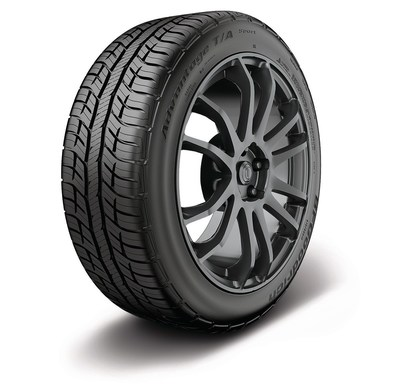 The BFGoodrich Advantage T/A Sport Tire puts the fun in your daily drive.