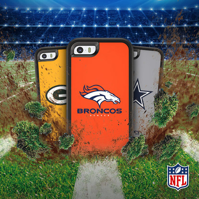 OtterBox Defender Series now available with all 32 NFL team logos