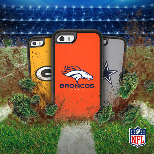 OtterBox Defender Series now available with all 32 NFL team logos (PRNewsFoto/OtterBox)