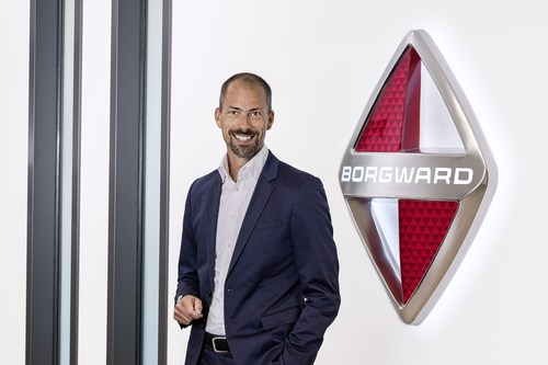 Effective January 1, 2017, the Danish designer Anders Warming, 43, will become the company's new Board of Management Member for Design. (PRNewsFoto/BORGWARD Group AG)